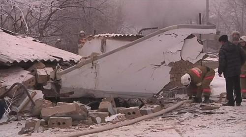 Turkish cargo jet crash kills at least 37 in Kyrgyzstan village