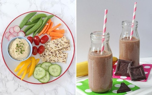 The best nutritious, low-calorie snacks that your children will actually eat