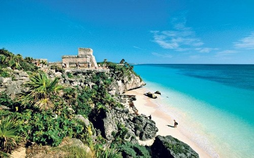 Tulum: On the road to ruin down Mexico way