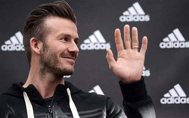 Sir Alex Ferguson predicts career in fashion for David Beckham
