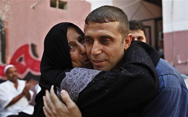 While Egypt burns, Israel talks peace