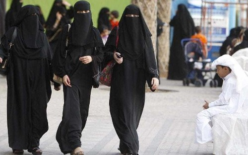 Saudis file first-ever petition to end male guardianship