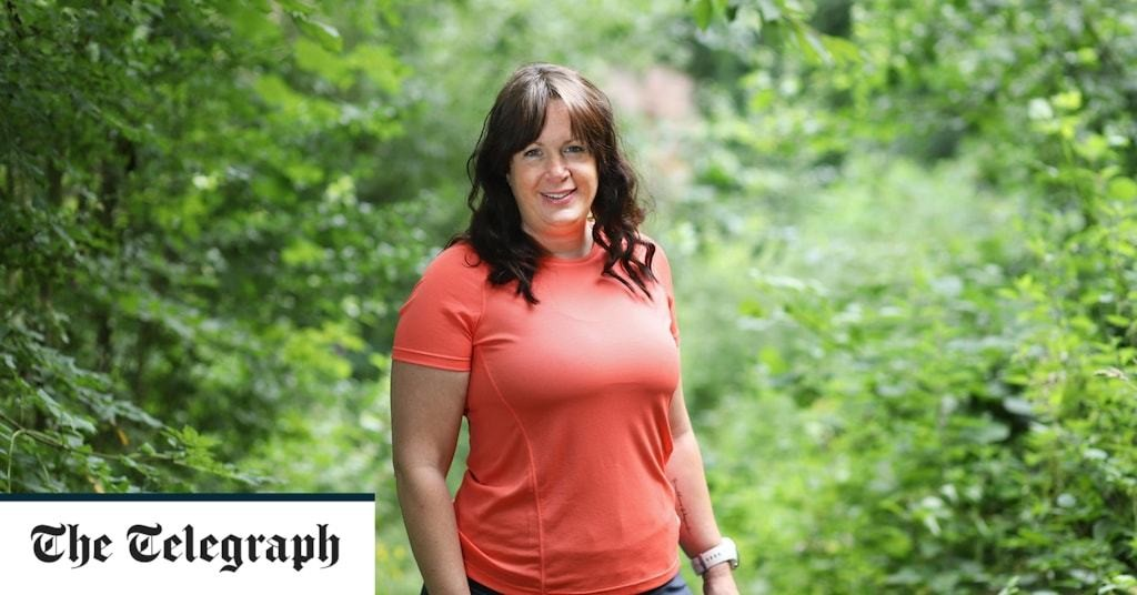 'I had a high-powered job but I felt trapped and anxious. My passion for the outdoors saved me'