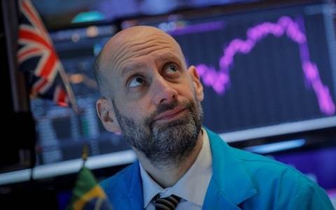 Market sell-off continues as FTSE 100 loses £152bn in four days