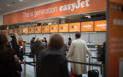 EasyJet flies into more turbulence as it warns of £105m drop in profits due to weakened sterling