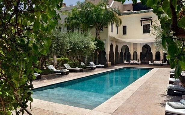 Top 10: best riad hotels in Marrakech