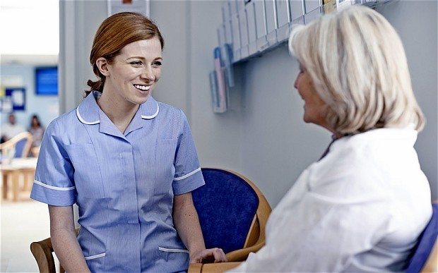 Nurses 'emotionally exhausted' by demand for compassion