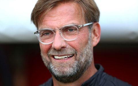 Jurgen Klopp: Manchester City are clear favourites for Premier League