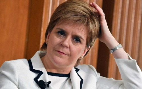 Nicola Sturgeon admits she will use SNP votes in general election to press for indy ref 2
