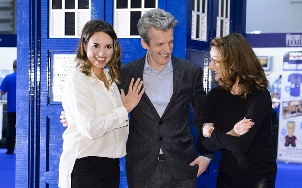 Steven Moffat: the new Doctor Who companion hasn't even been cast yet