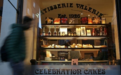 Patisserie Valerie black hole more than doubles to £94m