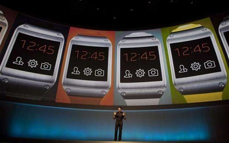 Samsung beats rivals in race to launch 'smartwatch'