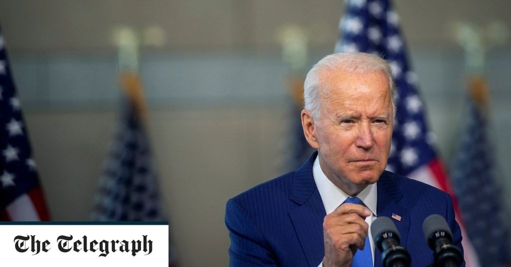 Biden accuses Trump of 'abuse of power' over US Supreme Court vacancy