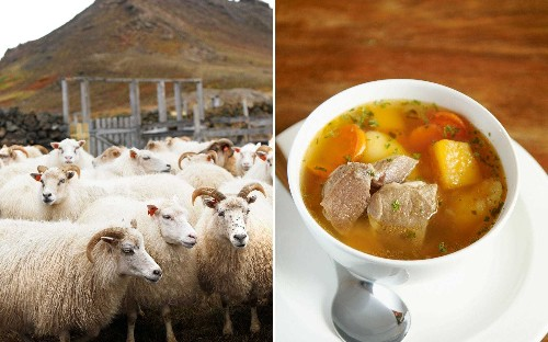 How to eat like an Icelander: a healthy alternative to the Mediterranean diet?