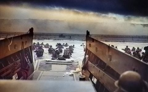 Fears new D-Day 'theme park' will trivialise Normandy Landings