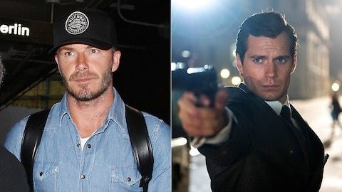 David Beckham to appear in The Man from U.N.C.L.E