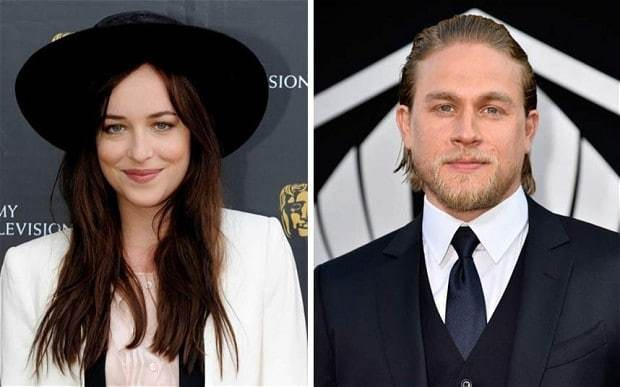 Dakota Johnson and Charlie Hunnam: What we know about the 50 Shades of Grey stars