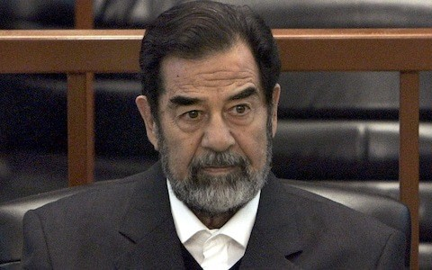 Saddam Hussein 'had secret torture chamber in New York'