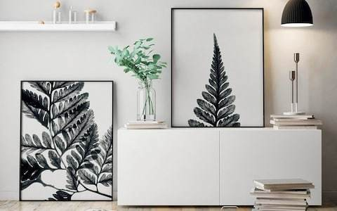 The expert guide to buying, framing and hanging art in your home