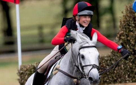 Teenage equestrian star 'crushed' by her pony, inquest hears