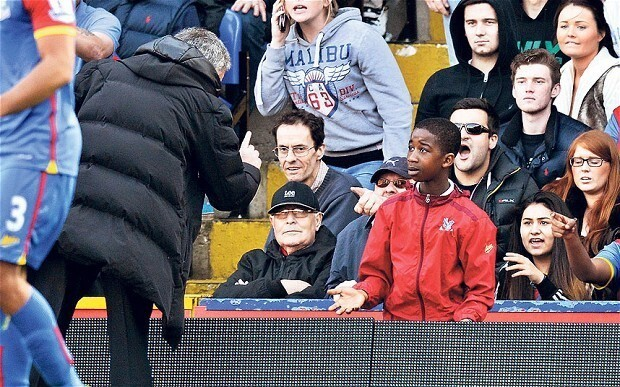 Jose Mourinho to escape censure after telling Crystal Palace ballboy he could be 'punched' for time-wasting