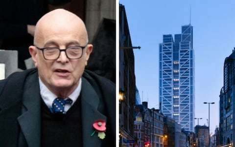 Owner of £3m apartment sues Heron Tower for £100,000 after enduring two years without broadband
