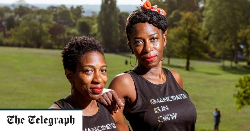 Meet the sisters determined to address the lack of diversity in grass-roots running
