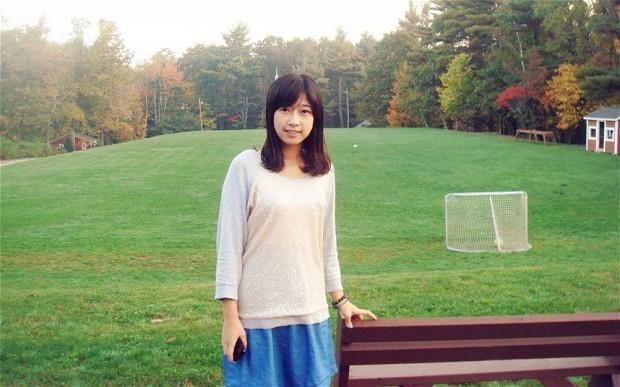 Boston Marathon bombs: third victim identified as Chinese student