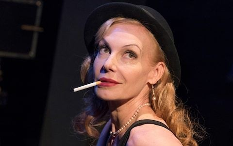 Ute Lemper: Rendezvous with Marlene, Arcola Theatre, review: an engaging but unsatisfying encounter with a Hollywood legend
