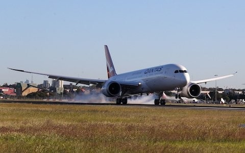 Qantas completes 19-hour commercial test flight from New York to Sydney