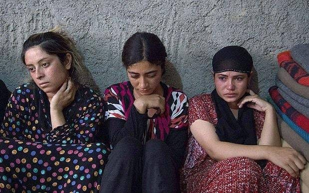 Iraq's Yazidi women: 'Islamic State murdered our husbands. Now we're alone'