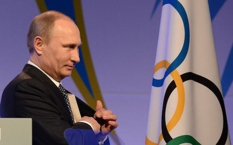 World sport is a battleground between states: Russia have gone - sort of - but Wada's patience was flawed