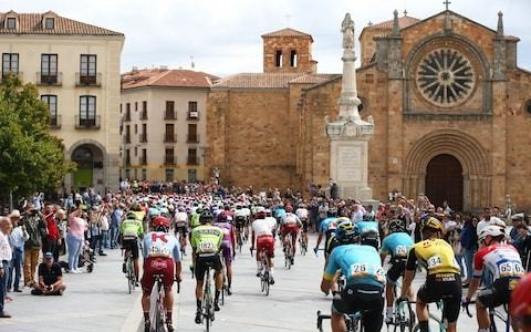 The Cycling Podcast – Vuelta a Espana 2019: Stage 19, Avila to Toledo