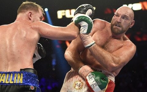 Tyson Fury urged to change training team by his dad - 'It has gone terribly wrong in the camp and someone is to blame'