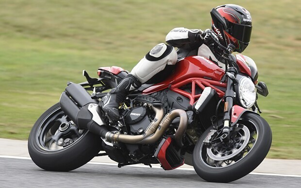 Ducati Monster 1200R review