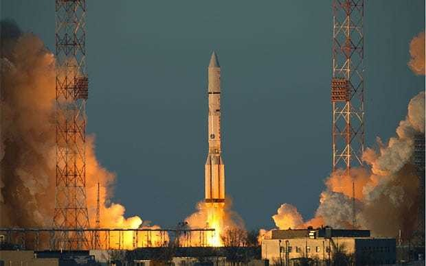 Inmarsat awaits satellite launch that is hoped will send revenues rocketing