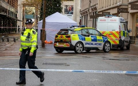Omani student stabbed to death by robbers collapsed under Christmas tree near Harrods during 12 hours of bloodshed in London