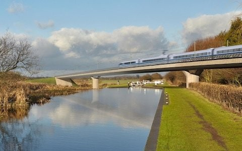 Collision course fears over HS2 review chiefs