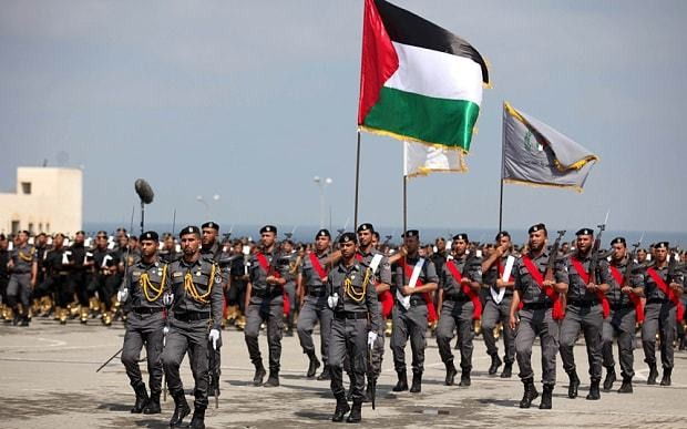 Palestine flag to fly over UN headquarters