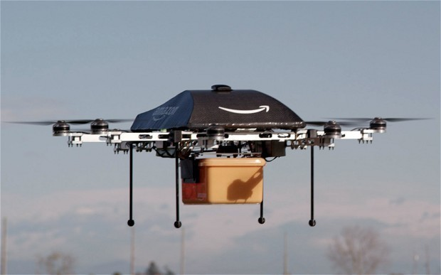 Britain's drone tech future relies on supply chain know-how