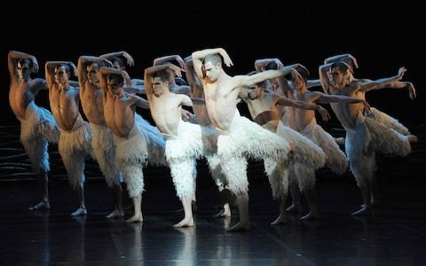Ballet dancers leading a backlash against plans to force Britain's arts scene to become more diverse