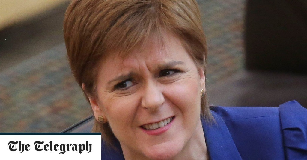 Is Nicola Sturgeon delaying making face masks mandatory to be different from England?