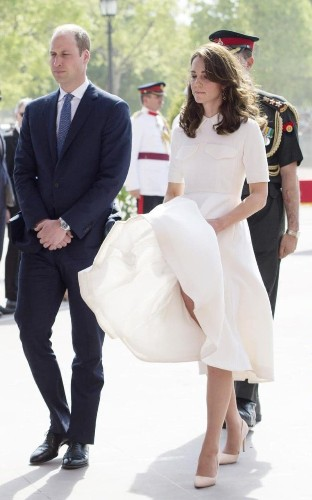 Shane Watson: 'Kate Middleton's Marilyn moment was truly nail-biting'