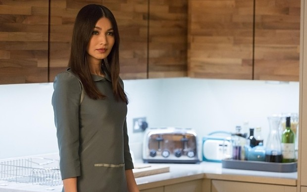 Humans' Gemma Chan: 'You're more likely to see an alien in a Hollywood film than an Asian woman'