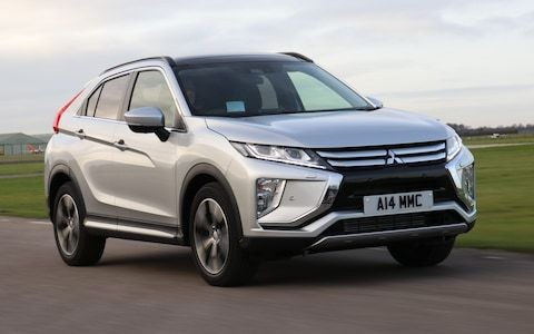 Mitsubishi Eclipse Cross manual review: new dawn or end of an era for the Japanese company?