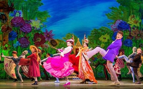 Mary Poppins review, Prince Edward Theatre: the medicinal sugar-rush we all desperately need
