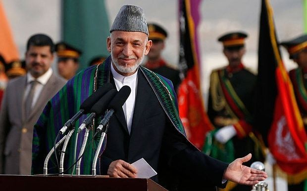 9/11 terror attacks were not plotted in Afghanistan by al-Qaeda, claims Karzai
