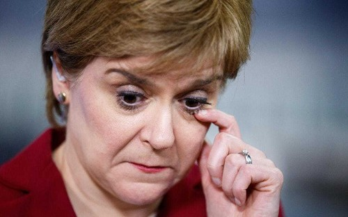 Nicola Sturgeon 'likely' to break her silence on indy ref 2 next week