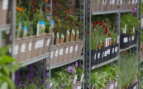 How green is your garden centre?