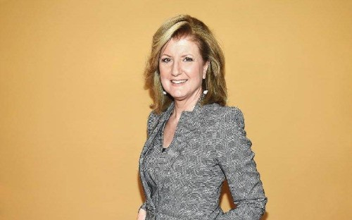 Arianna Huffington's rules for a better night's sleep – and a stress-free day